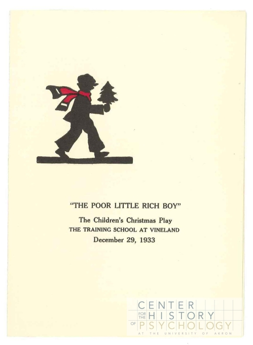 "1933's feature was ""Poor Little Rich Boy."""