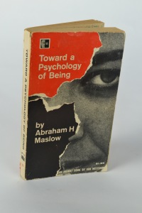July's book of the month is Toward a Psychology of Being by Abraham H. Maslow (1962).