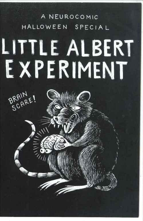 Albert front cover