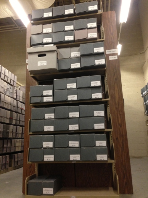 Popular Psychology magazines processed and rehoused