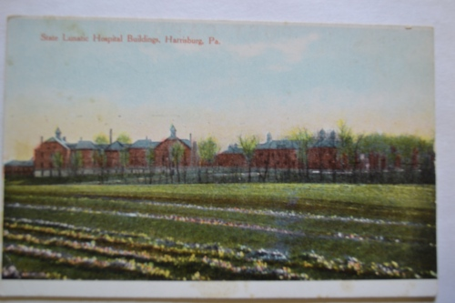 ASYLUM POSTCARDS COMPLEMENT THE ASYLUM REPORTS COLLECTION ON PERMANENT LOAN TO THE CHP FROM CUSHING MEMORIAL LIBRARY