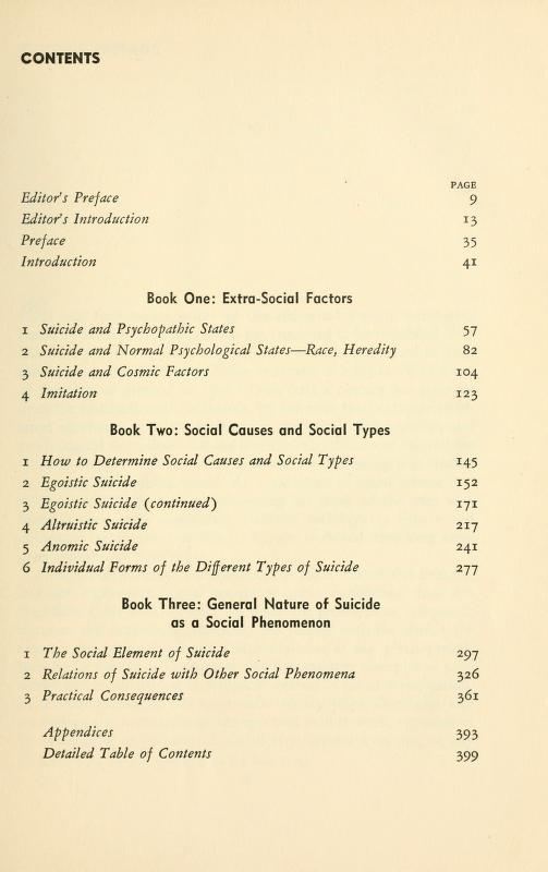 Durkheim positivism essay